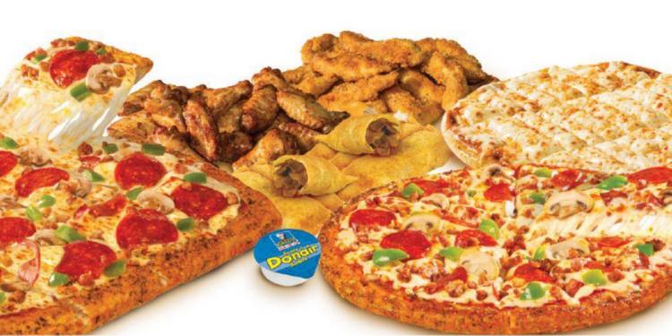 Greco Pizza & Frozu - Beresford