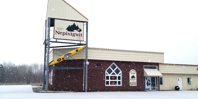 Equipment Rental - Nepisiguit River Company
